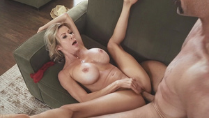 Famous pornstar Alexis Fawx fucked in free tube porn!