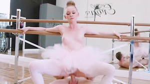 Slim teen ballerina sex - Athena Rayne free nude movies!